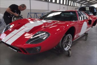 【即納車】2015 Superformance GT40 MKII ローリングキット
