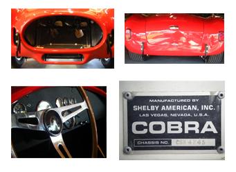 2002年式 シェルビーアメリカン CSX4000 シリーズ (ラスべガス工場モデル)