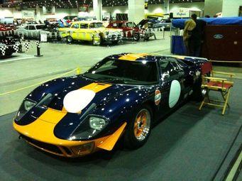 スーパーフォーマンス GT40R