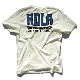 レーシングディビジョン ローラTシャツ白 コブラ 01