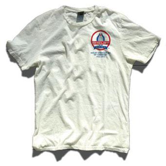レーシングディビジョン シェルビーコブラTシャツ白