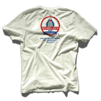 レーシングディビジョン シェルビーコブラTシャツ白 01