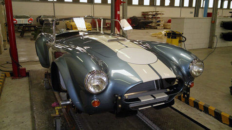 スーパーフォーマンス 289 FIA Model(Mk.II FIA)