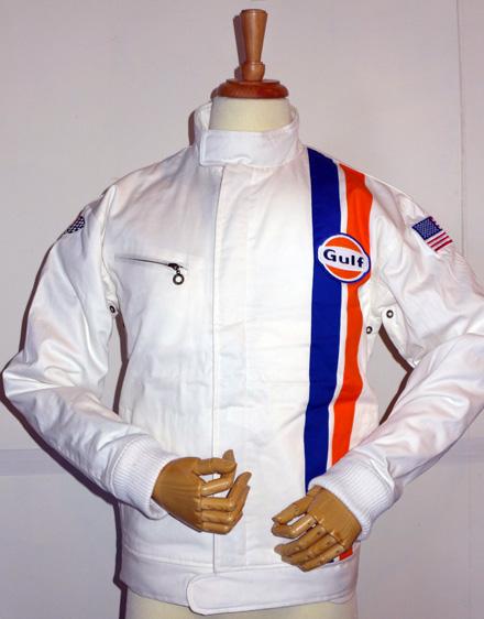 GULF レーシングジャケット