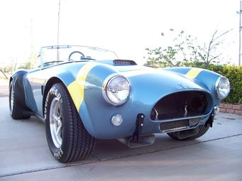 ERA 社製 289 FIA Cobra 車体番号#2114