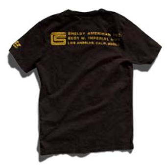 GT350 Tシャツ黒 02
