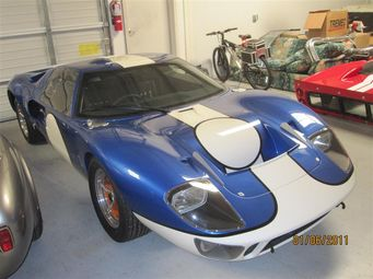 Superformance GT40 Mk.I